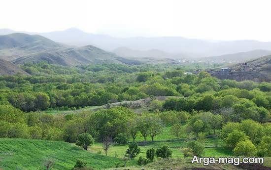 آشنایی با تنگه قاهان واقع در استان قم