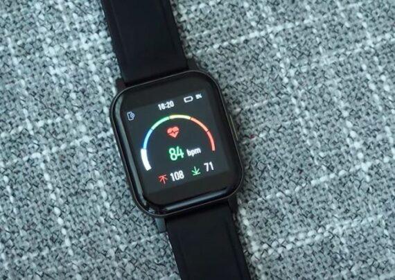 بررسی ساعت هوشمند هایلو ls02