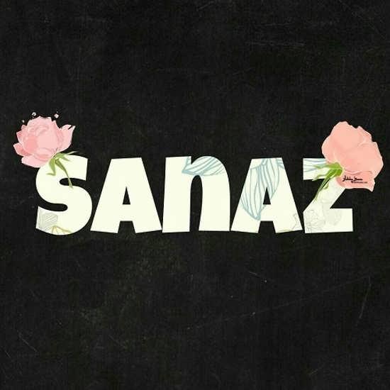 تصویر پروفایل خاص و جذاب اسم ساناز