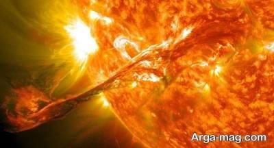 دانستنی های علمی درباره خورشید