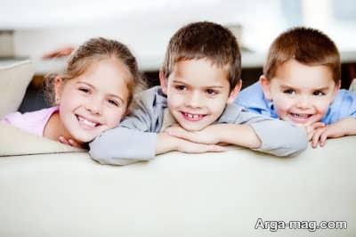یادگیری و آموختن جنسی فرزندان