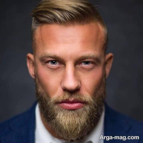 فرم دادن به ریش