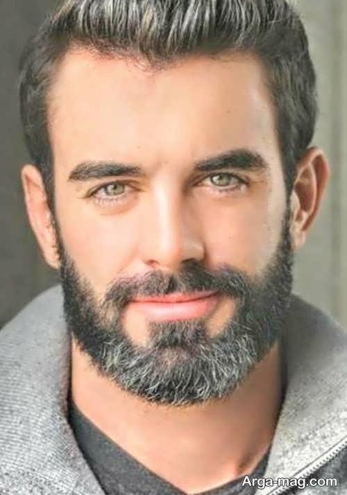 ریش بلند مردانه