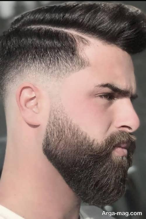 فرم دادن به ریش ها