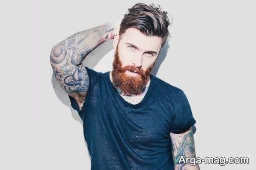 ریش مردانه