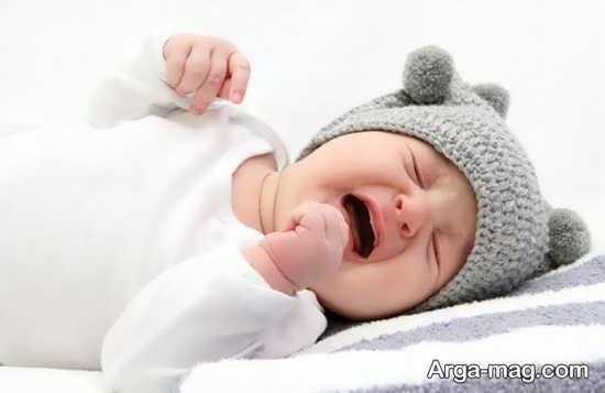 آرام کردن نوزاد مبتلا به کولیک با چند ترفند ساده