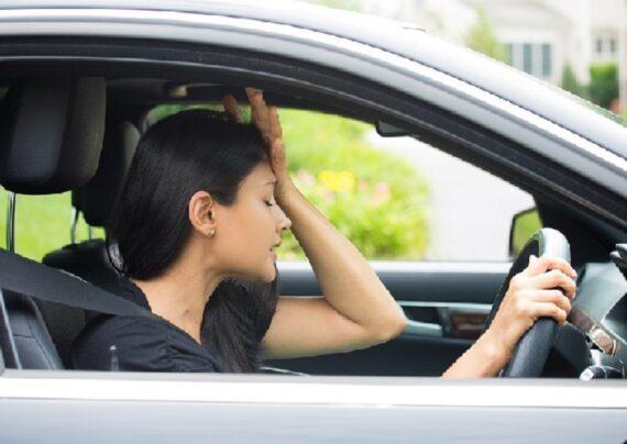 خاموش شدن ناگهانی ماشین