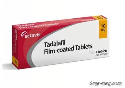 داروی رفع اختلالات نعوظ تادالافیل