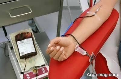 روش درمانی خون گیری