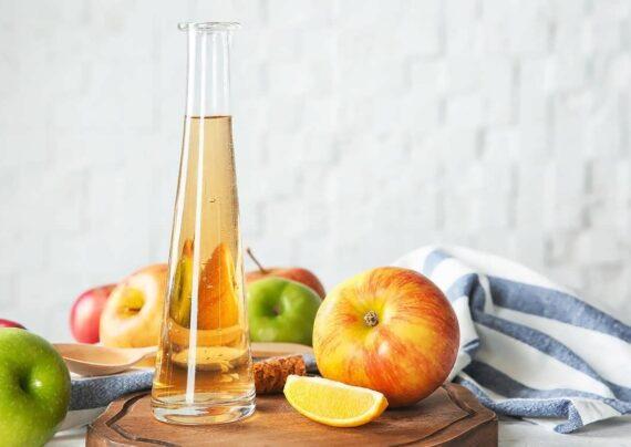 درمان زگیل تناسلی با استفاده از سرکه سیب