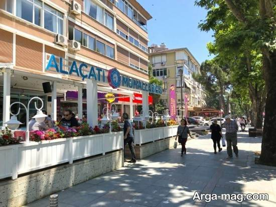 دیدنی های استانبول آسیایی