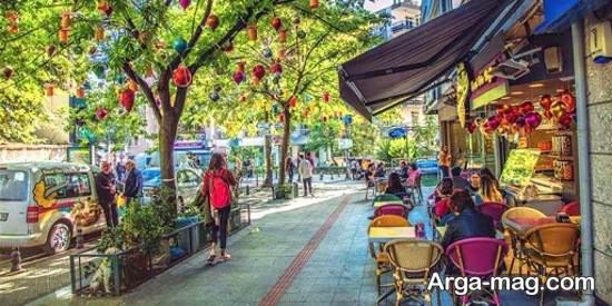مکان های دیدنی استانبول آسیایی
