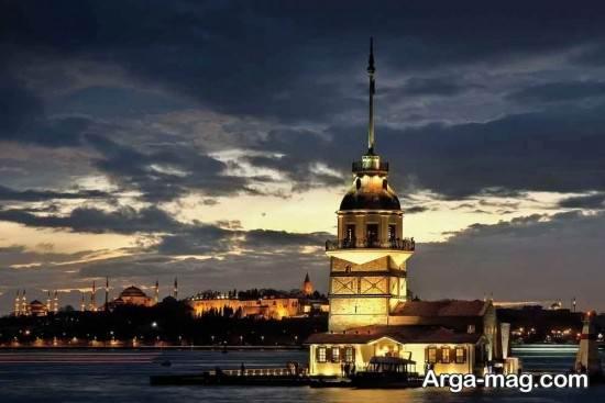بخش های دیدنی استانبول آسیایی