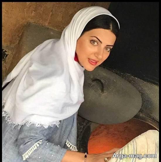 """گلچین عکس های هلیا امامی بازیگر سریال """"دادستان"""""""