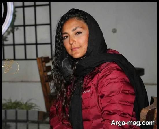 """هدی زین العابدین در مراسم اکران فیلم """"زالاوا در آبادان"""""""