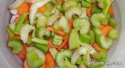 ترشی سبزیجات