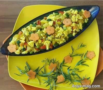 روش تهیه ترشی سبزیجات
