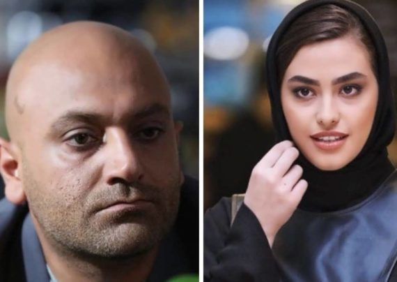 ریحانه پارسا بازیگر جوان و موفق کشورمان
