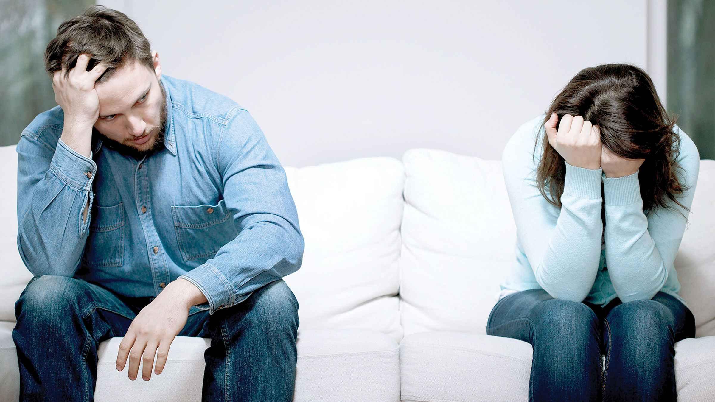 نشانه های ترمیم رابطه بعد از خیانت
