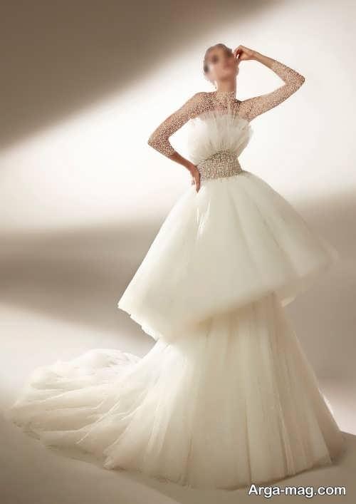 مدل لباس عروس زیبا 1400