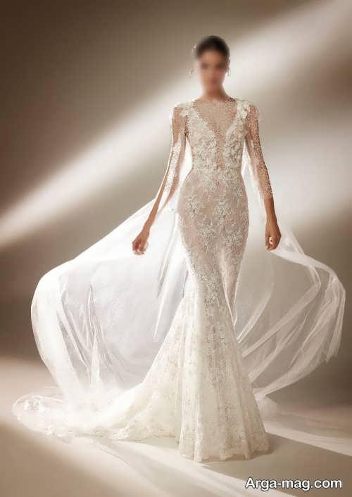پیراهن عروس زیبا و شیک 1400
