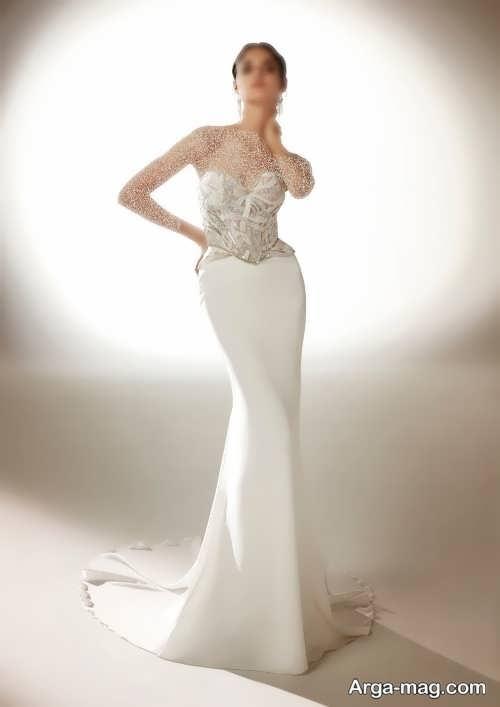 مدل لباس عروس زیبا برای سال 1400