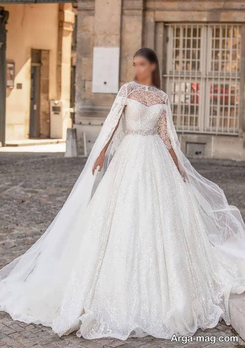 طرح پیراهن عروسی 1400