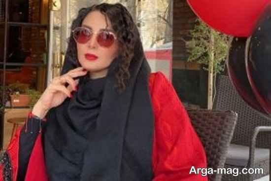 تصاویری از لیلا بلوکات با ژست جدید