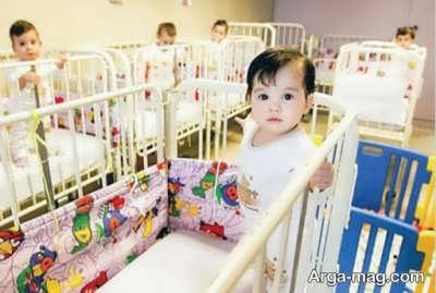 الویت واگذاری فرزند به خانواده ها