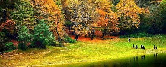 بازدید از پارک جنگلی النگ دره