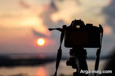 متن زیبا درباره عکاسی با مفاهیم زیبا و فلسفی