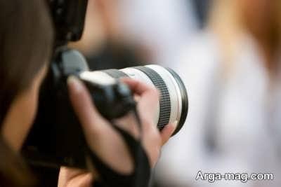 متن زیبا و دلنشین درباره عکاسی