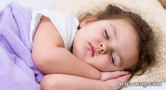 الگوی خواب کودکان در سنین مختلف