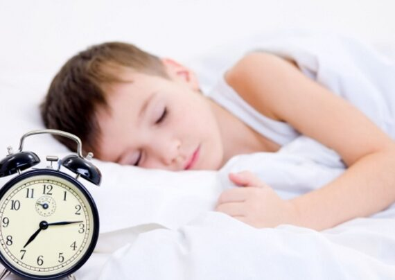 بهترین ساعت خواب برای کودکان