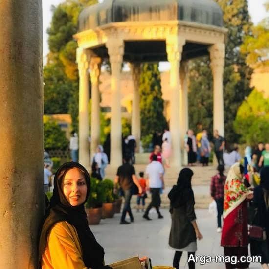 شرح حال ندا غفاری + عکس