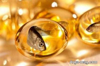 روغن ماهی مناسب برای درمان مشکلات پوستی