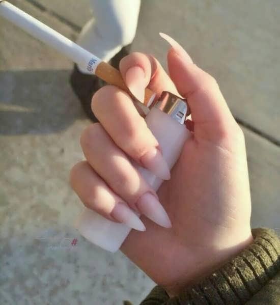 انواع متنوع عکس پروفایل سیگار