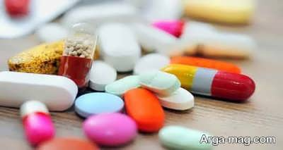 عوارض مصرف داروی کلاریترومایسین