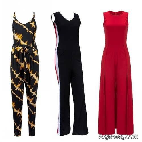 لباس های زیبا و شیک لباس برای اندام ساعت شنی