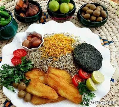 ست غذایی برای عید نوروز