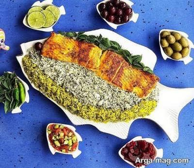 ست غذایی مخصوص عید نوروز