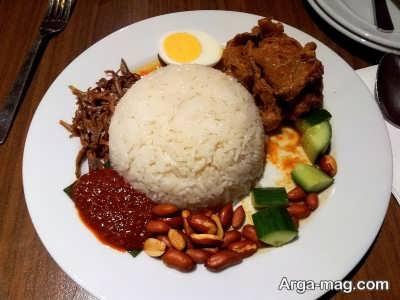 غذاهای محبوب مردم در برونئی
