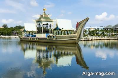 بنادر مشهور کشور برونئی