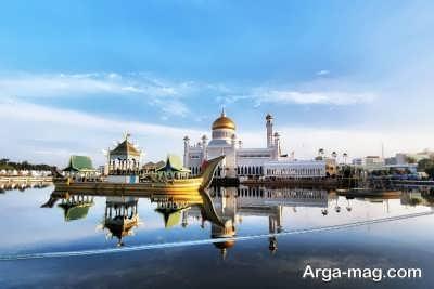 آشنایی با تاریخچه کشور برونئی