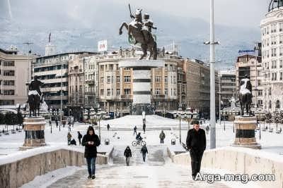 قوانین مهم سرزمین مقدونیه