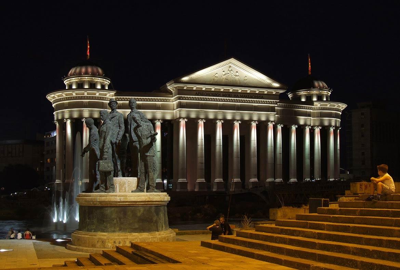 آشنایی با کشور مقدونیه