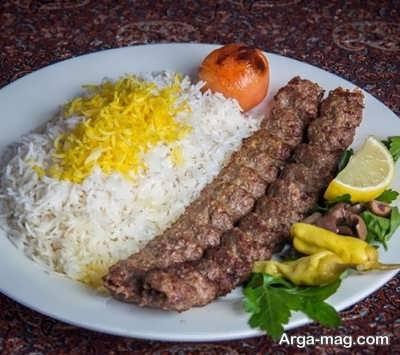 روش تهیه کباب کوبیده ایرانی