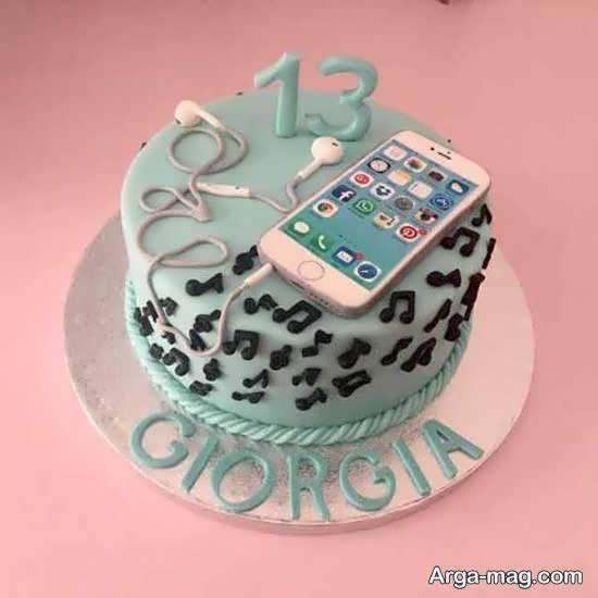 مجموعه ای دوست داشتنی از ایده های تزیین کیک تولد نوجوان