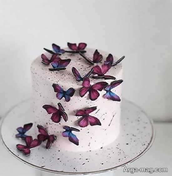 نمونه هایی ایده آل و دلچسب از دیزاین کیک تولد نوجوان