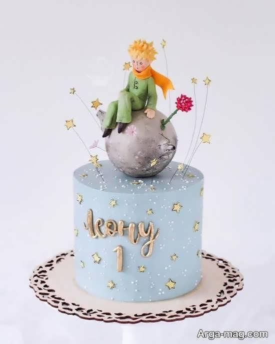 ایده های زیبای تزیین کیک میلاد نوجوان